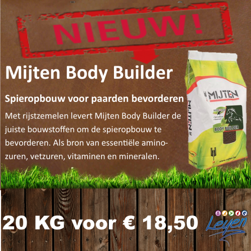 Mijten Body Builder