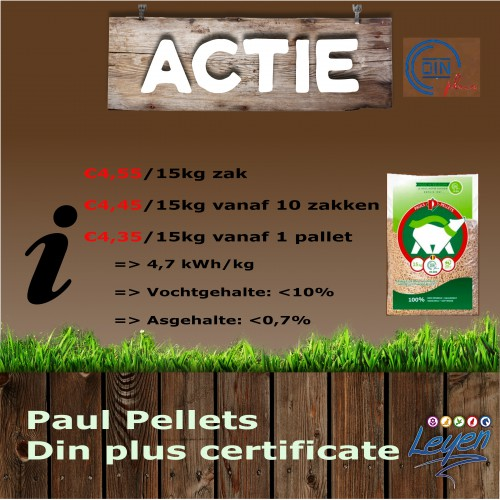 Sommerpreis Paul Pellets